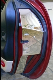 C5 Corvette Door Jamb Covers