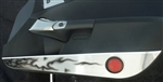 C6 Corvette Door Guards w/Flames