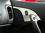 C6 Corvette Brushed Door Trim Kit
