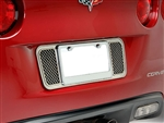 C6 Corvette Laser Cut License Frame