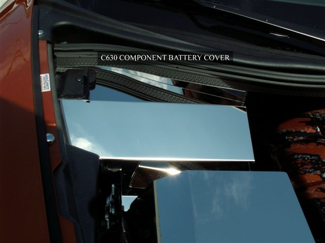 C6 Corvette Battery Cover 2008-2013