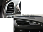 C7 Corvette Stingray A/C Vent Surround Trim Plates
