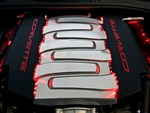 C7 Corvette Fuel Rails Lighting Kit LED