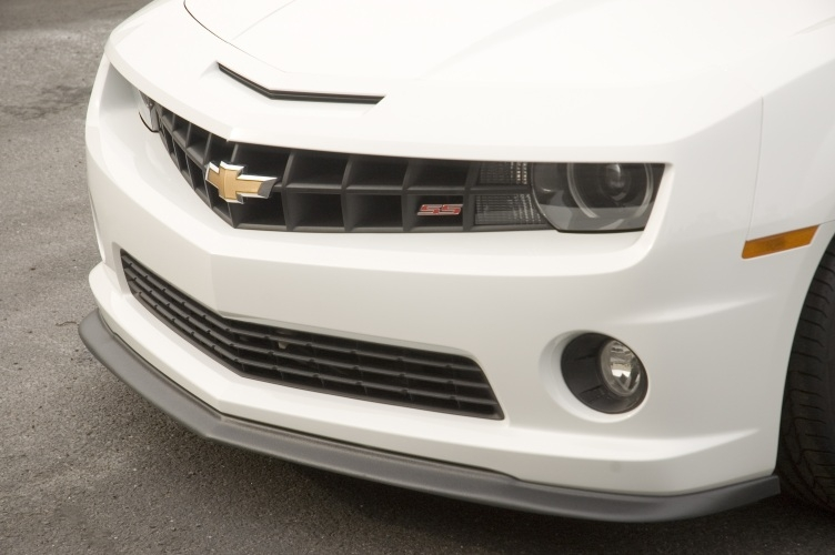 2010-2013 Camaro Front Splitter - Pre-Painted