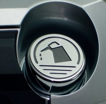 2010-2014 Camaro Stainless Steel Engine Oil Cap Overlay