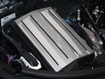 2010-2014 Camaro Fuse Box Cover - Polished Stainless Steel