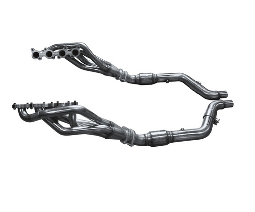 2015 Ford Mustang Kooks Long Tube Catted Headers GT