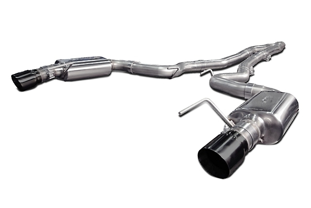 2015 Ford Mustang EcoBoost KOOKS Catback Exhaust w/Y pipe