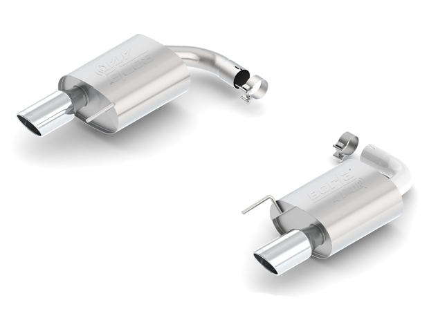 2015 Ford Mustang Eco Boost Borla Rear Section Exhaust ATAK 11890