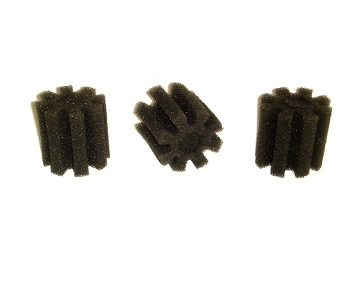 Lugnut Brush Cleaning Tool Replacement Heads Lug nut