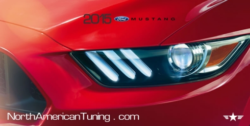 2015 Ford Mustang Unveiling