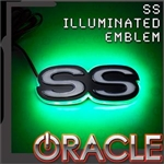2010-2013 Camaro ORACLE Iluminated SS Emblem