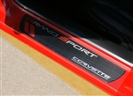 C6 Corvette Clear Door Ease/Sill Protector