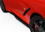 C7 Corvette Stingray ACS Zero7 Side Rocker Skirts