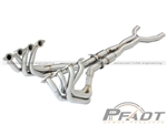C7 Corvette aFe Pfadt Headers / X-Pipe w/Cats