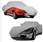 "1963-1982 C2 and C3 Corvette ""Dust Cover"" Indoor Car Cover"