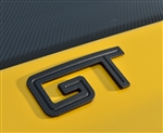 2015 Ford Mustang GT Badge Emblems