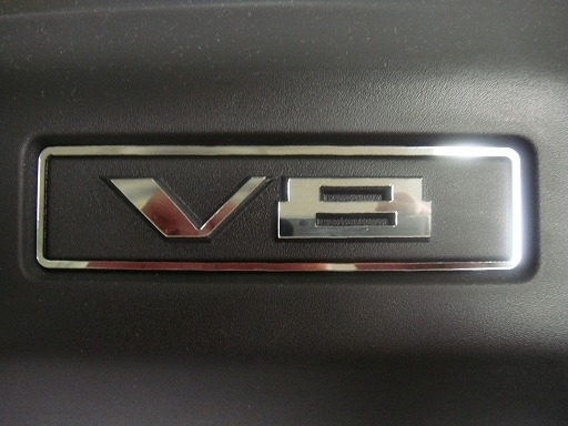 2010-2014 Camaro Engine Cover Trim - V8