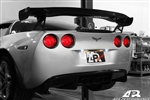 C6 Corvette Carbon Fiber Rear Diffuser - APR