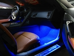 C7 Corvette Stingray LED Footwell Lighting Kit