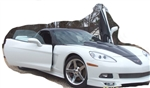 C6 Corvette Vertical Door Kit