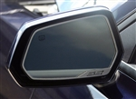 2010-2013 Camaro Side Mirror Trim w/SS Logos