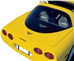 C5 Corvette Coupe Security Cargo Shade