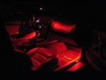 C6 Corvette Footwell Lighting Kit