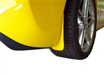 C6 Corvette Painted Splash Guards