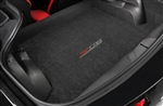 C7 Corvette Z06 Lloyd Cargo Embroidered Trunk Mat - Coupe