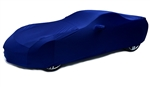 2014 2015 C7 Corvette Car Cover- Laguna Blue Color Matched Indoor Stretch