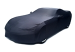 2014 2015 C7 Corvette Car Cover- Shark Gray Color Matched Indoor Stretch