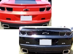 2010-2013 Camaro Taillight Blackout Kit - 4pc