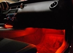 2010-2014 Camaro Footwell Ambient Lighting 2011
