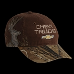 CHEVY TRUCKS BUCK CAP