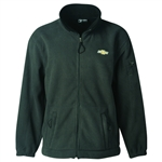 CHEVROLET MENS HARBOR CORDUROY FLEECE JACKET