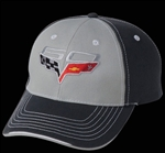 C6 Corvette 60th Anniversary Ball Cap Hat