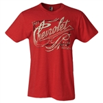 CHEVROLET SERRATED T-SHIRT