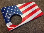 Heritage Series Airbrushed USA American Flag C7 Corvette Parts