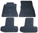 2015 Ford Mustang All Weather Floor Mats Package
