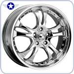 2005 2006 2007 Mustang American Racing Wheels CASINO Chrome