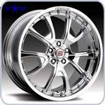 2005 - 2012 Mustang Shelby CS40 20x10 Chrome Wheel