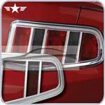 2010 Mustang Chrome Tail Light Bezels