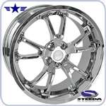 2005 - 2009 Mustang Steeda Spyder 20x11 Chrome Wheel