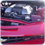 2010 2011 2012 Camaro V8 Stage 1 Cold Air Intake