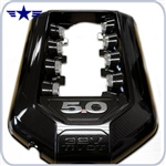 2011-2012Mustang GT 5.0 Hydro Carbon Engine Cover