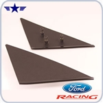 2010 Mustang Ford Racing Cobra Jet Mirror Blockoff Plates