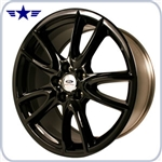 2010 2011 Mustang GT Black Track Pack 19x9 Wheel