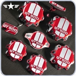 2010 Mustang Shelby GT500 Engine Caps Set