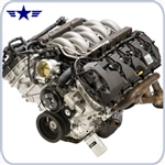 2011 - 2013 Mustang 5.0L 4V 412 HP Crate Engine